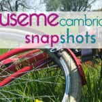 scuseme Snapshot - Nice things to do in Cambridge this week