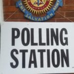 Polling Day in Cambridge - a chance to get out and about