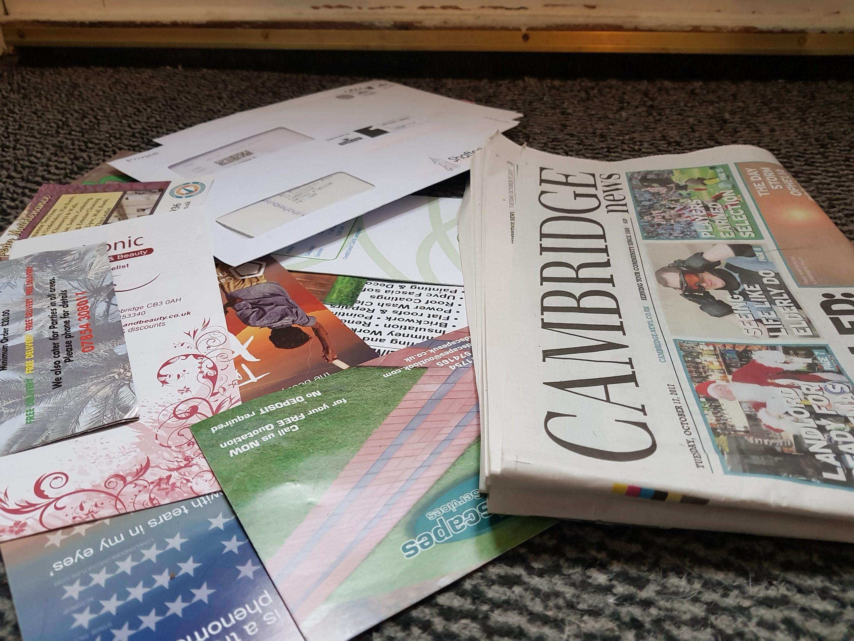 junk mail trustworthy advertising
