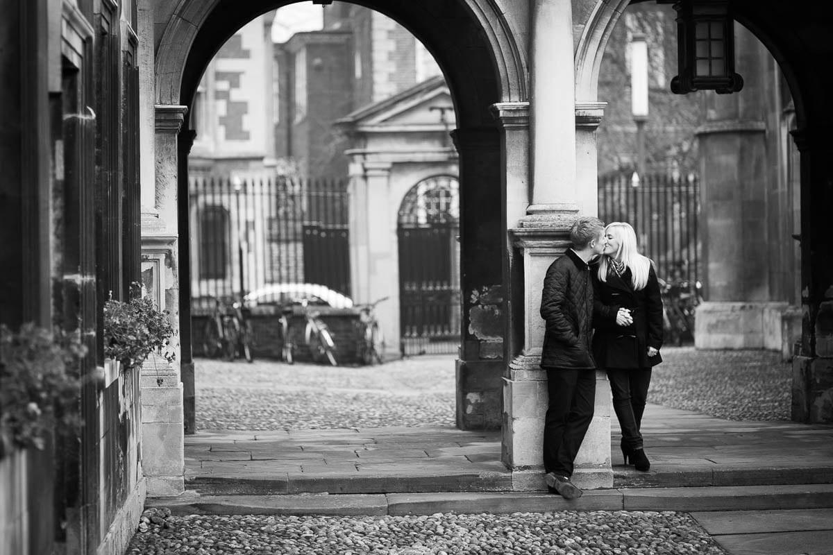 romance in Cambridge photographer
