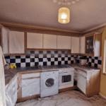 plasterer kitchen cover up